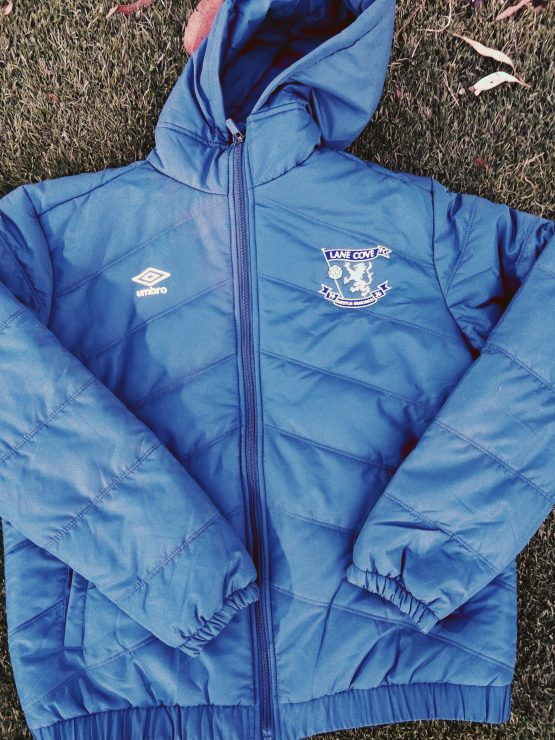 Coaches Jacket - Blue